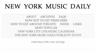NYMusicDaily